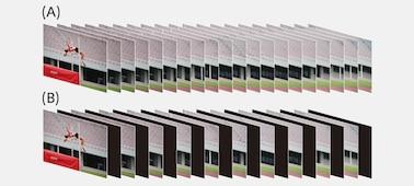 Imagen de Cámara de fotograma completo α9II con capacidad profesional