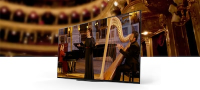 Immagine di AG9 |  Serie MASTER |  OLED |  4K Ultra HD |  Alta gamma dinamica (HDR) |  Smart TV (Android TV)