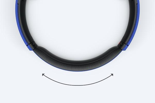 Diadema ajustable