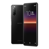 Xperia 10 II en color negro