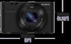 Imagen de Cámara avanzada con sensor tipo 1.0 RX100