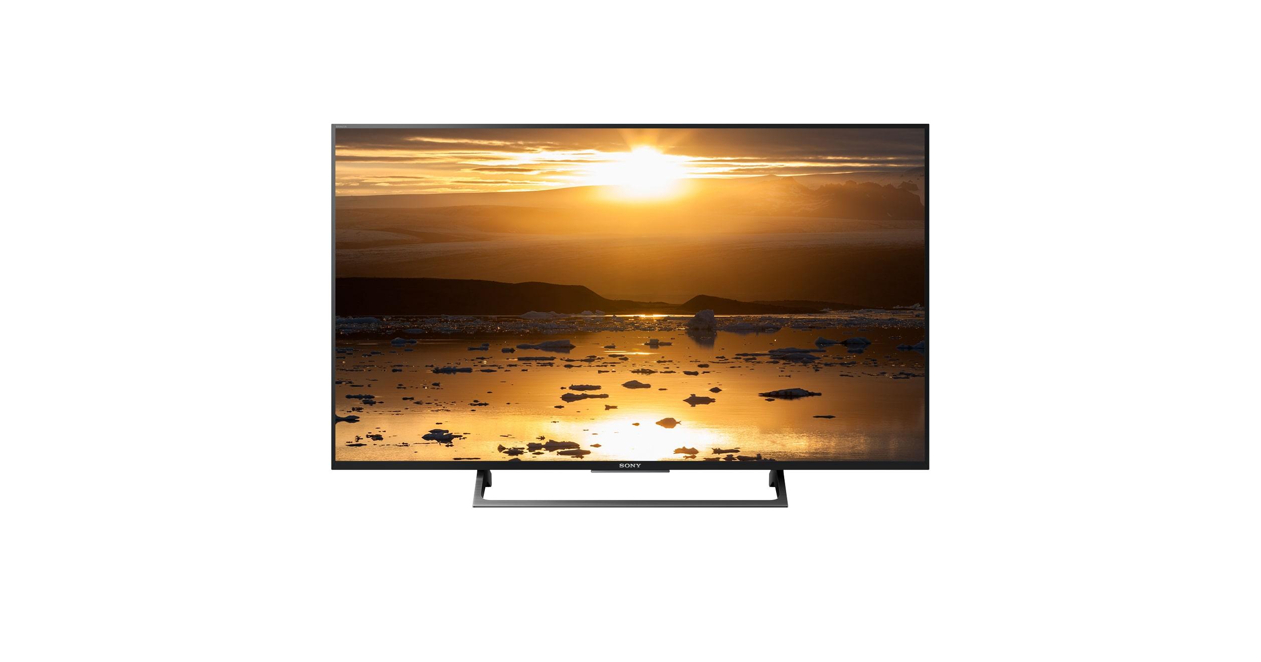 Televisor 4K HDR con Android TV™ y mando activado por voz | XE80 ...