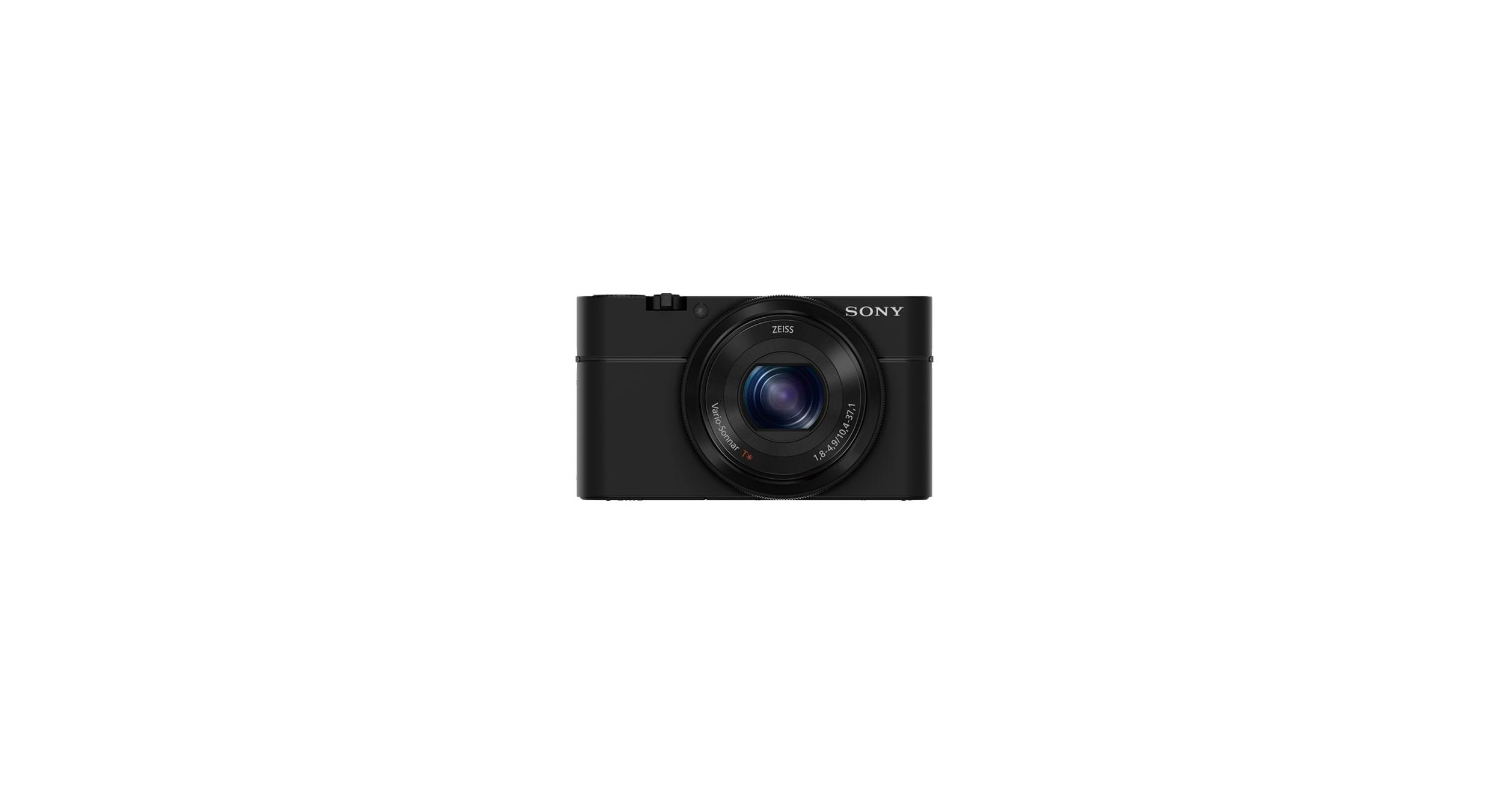 Mejor cámara compacta de apuntar y disparar | DSC-RX100 | Sony ES