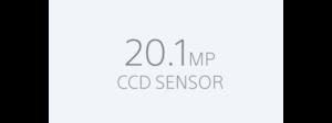 Sensor de 20.1MP