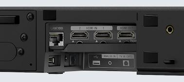 Barra de Sonido Sony HT-ZF9 | Comparar precios