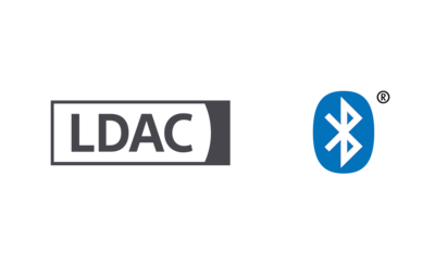 Logotipo de LDAC Bluetooth®