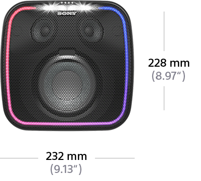 Imagen de Altavoz XB501G EXTRA BASS™ con Google Assistant built-in y BLUETOOTH®