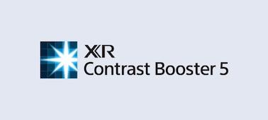 Logotipo de XR Contrast Booster 5