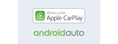 Android Auto y Apple CarPlay de XAV-AX200