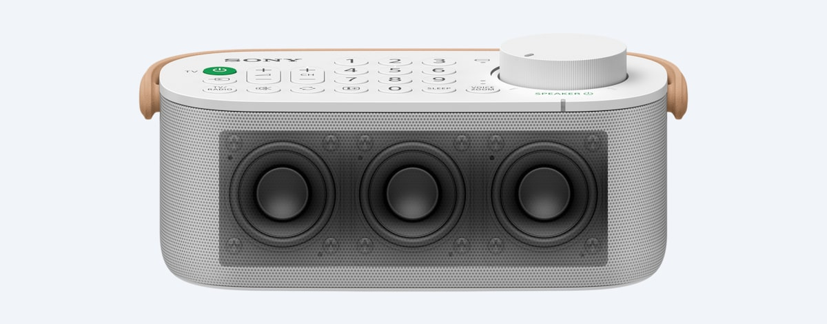 Análisis altavoz Sony SRS-LSR200