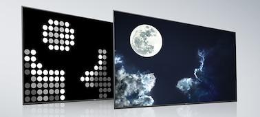 Full Array LED y X-tended Dynamic Range PRO