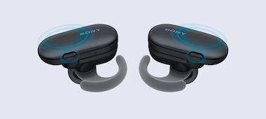 Sony WF-SP900 Auriculares True Wireless - Comparar precios