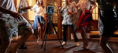 Imagen de Altavoz XB501G EXTRA BASS™ con Google Assistant built-in y BLUETOOTH®