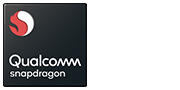 Logotipo de Qualcomm® Snapdragon™