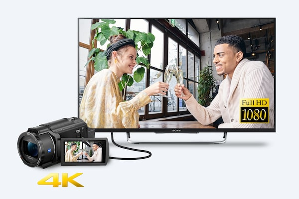 Reproduce Full HD superrápido en dispositivos sin 4K