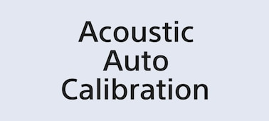 Logotipo de Acoustic Auto Calibration