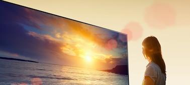 Imagen de Televisor OLED 4K HDR A1 con Acoustic Surface™