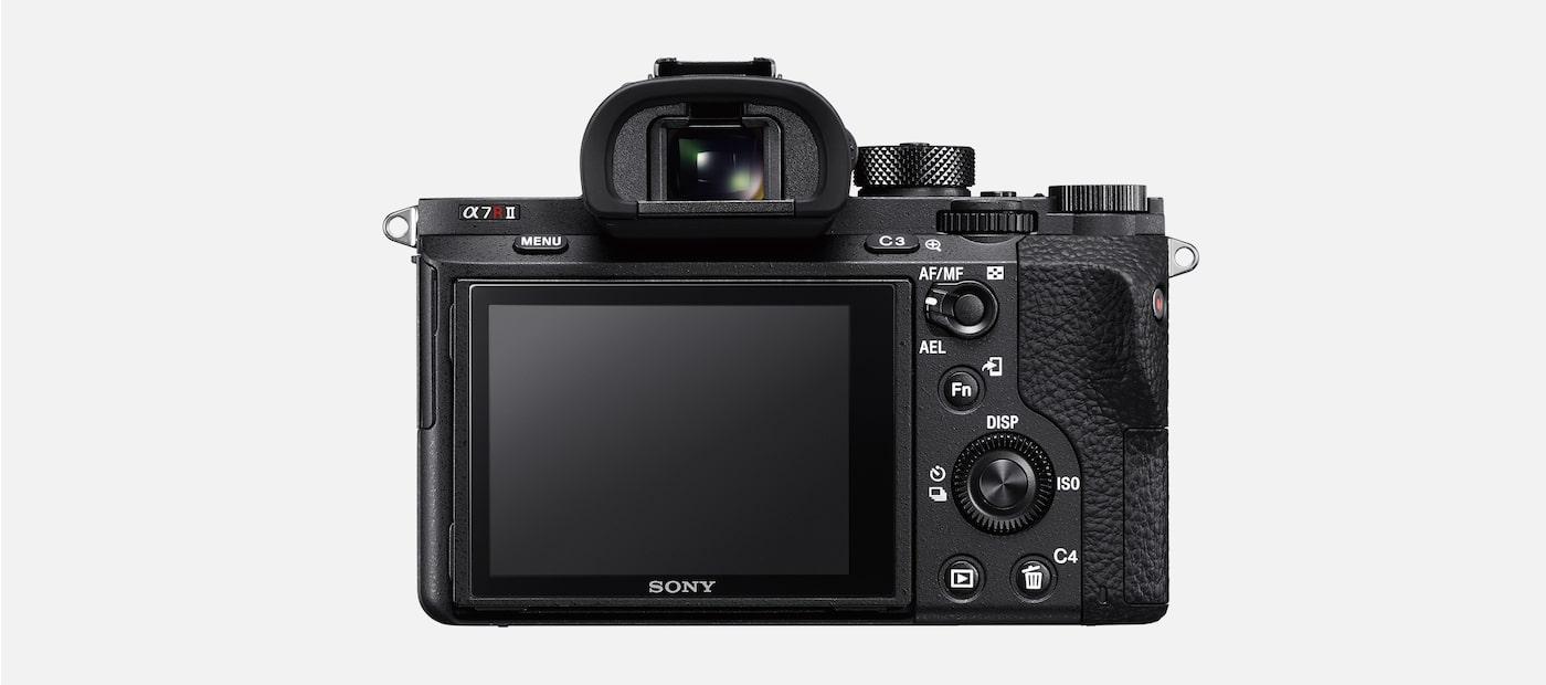 Cámara Full Frame | Mejor cámara digital de 35mm | a7R II | Sony ES