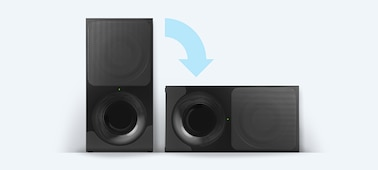 Imagen de Barra de sonido de 2.1 canales con tecnología Bluetooth®
