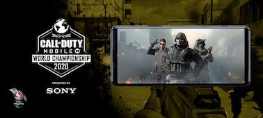 Optimizado para Call of Duty: Mobile