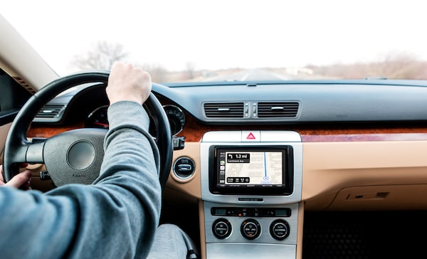 Navegación con Apple CarPlay
