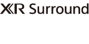Logo de XR Surround