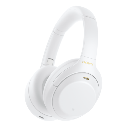 WH-1000XM4 de color blanco