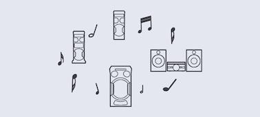 Imagen de Sistema de audio de alta potencia con tecnología BLUETOOTH® V21D