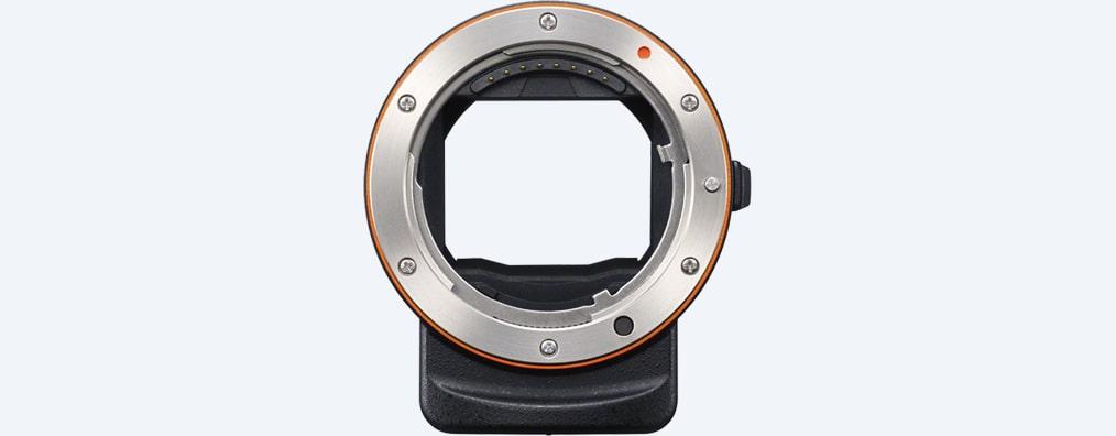Adaptador montura tipo A, fotograma completo, 35 mm LA-EA3 | LA-EA3 ...