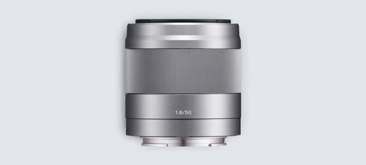 Imagen de E 50 mm F1,8 OSS