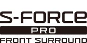 Logotipo de Sonido S-Force PRO Front Surround